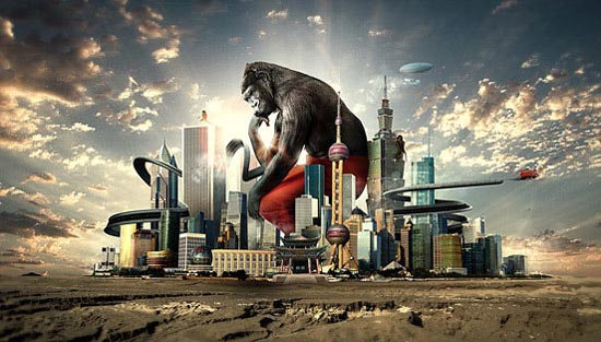 Creative Photo Manipulation - 5