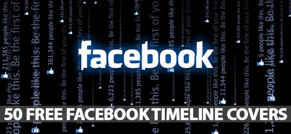 50 Free Facebook Timeline Covers