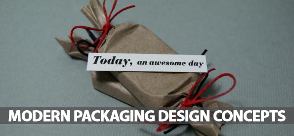 26 Modern Packaging Design Concepts