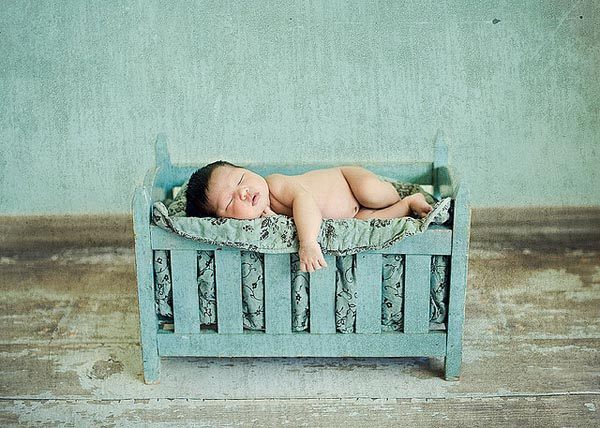 Newborn photographs - 27