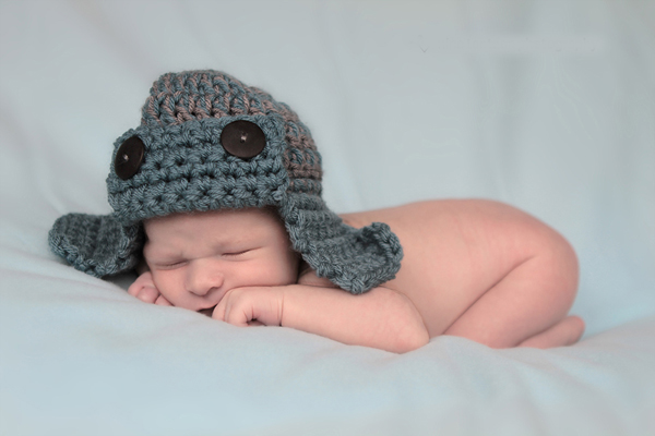 Newborn photographs - 35