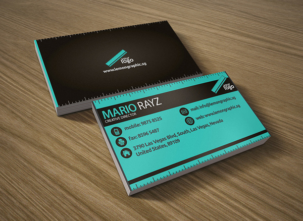 Corporate Business Cards Design | Design | Graphic Design Junction