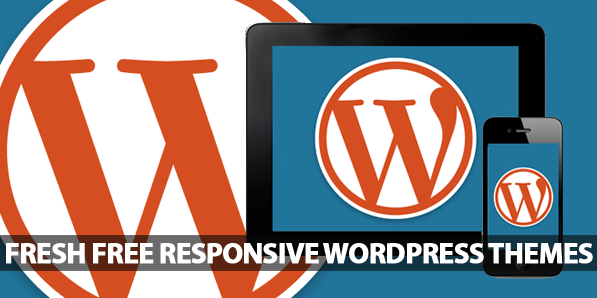 Responsive WordPress Themes: 10 Fresh & Free Themes