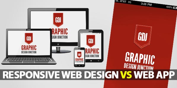 Responsive Web Design or Web App – Which is better for Website Development and Design?