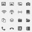 450 Beautiful Vector Icons For Website UI Design