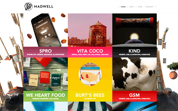 Inspiring Examples Of Web Design - 30