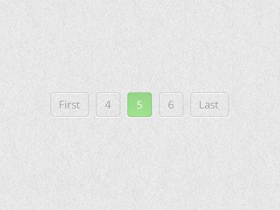 Pagination PSD Files - 13