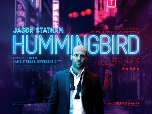 Hummingbird movie posters
