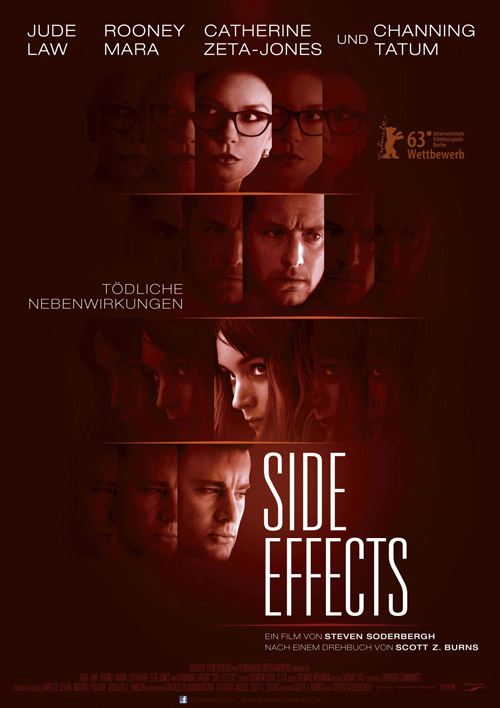 Side Effects movie posters
