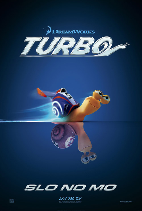Turbo movie posters