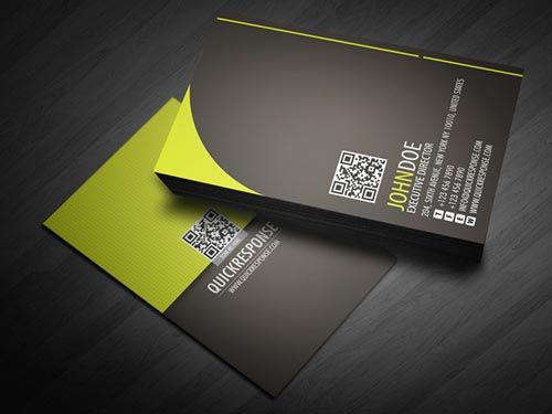 Custom Card Template design a business card : Professional Business Cards Design : Design : Graphic ...