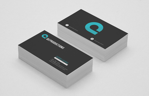Professional business card design 15