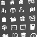 Post Thumbnail of 350+ Free Retina Display Vector Icons