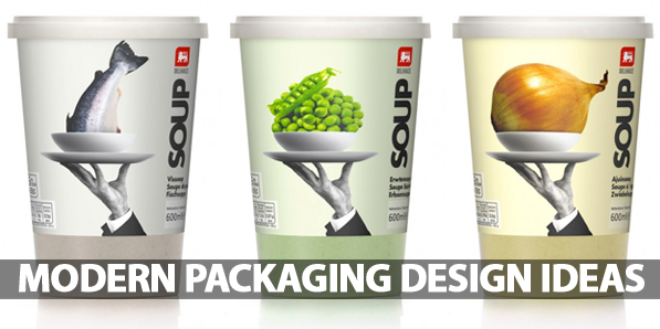25 modern packaging design ideas - Packaging Design Ideas