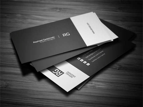 Business Cards Design 35 Fresh Examples Design