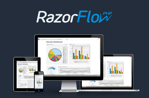 RazorFlow: Create Responsive & HTML5 Dashboards With PHP Framework