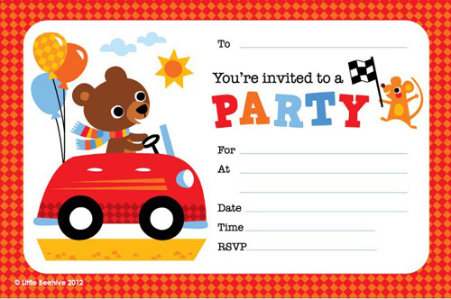 Free Online Party Invitations Gangcraft Net
