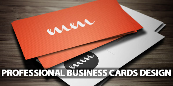Business cards design 35 fresh examples design for Professional business card examples
