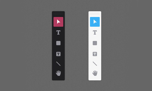 Flat UI Design Elements-37