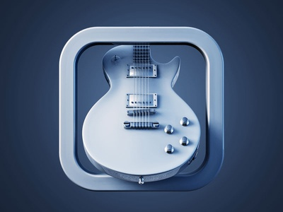 Gitar mobile app icons