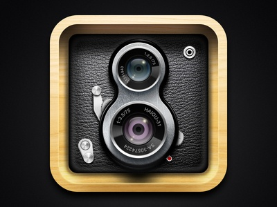 Haiou Camera mobile app icons