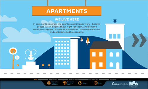 responsive web design 23 - Apartment Website Design