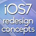 Post Thumbnail of 26 Beautiful iOS 7 Redesign Concepts