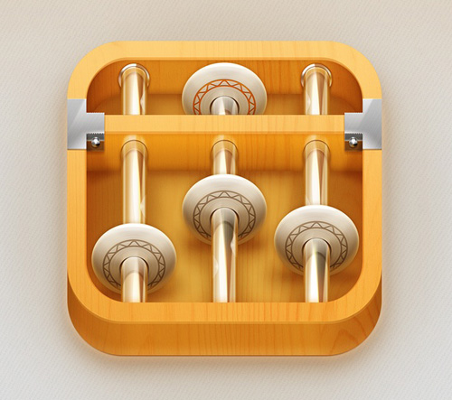 Abacus iOS App Icon