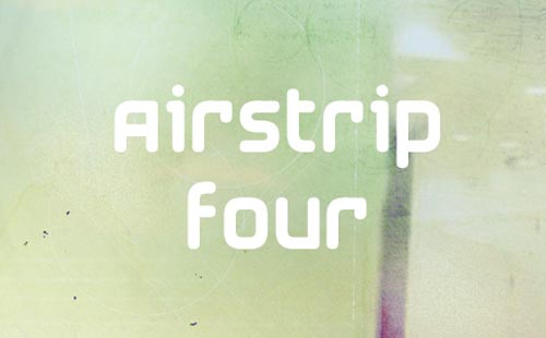 Airstrip Four Fonts