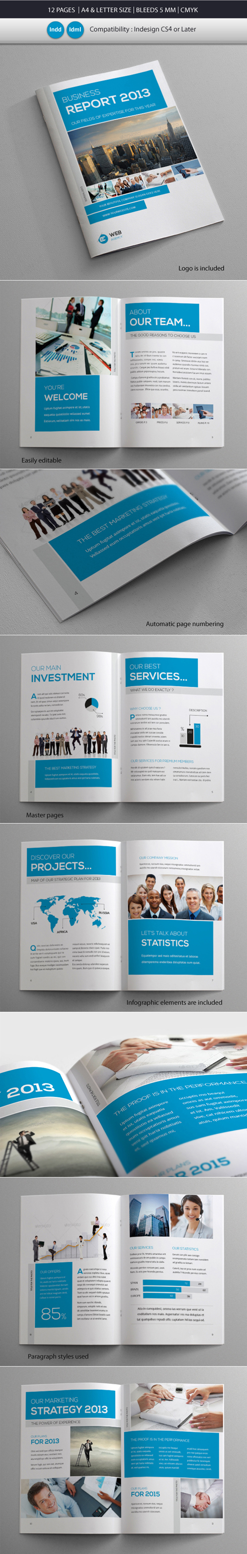 Corporate Business report