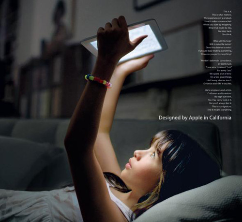 Apple: Our Signature Advertising Poster-26
