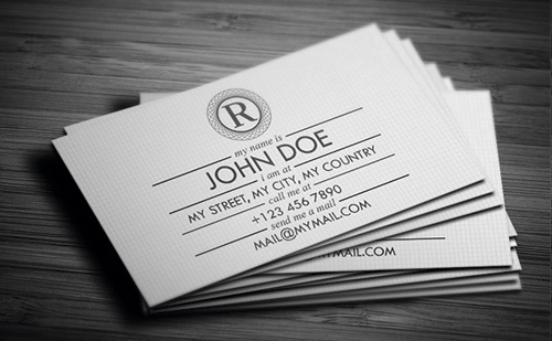 How to make your business card the best marketing tool? | Articles ...
