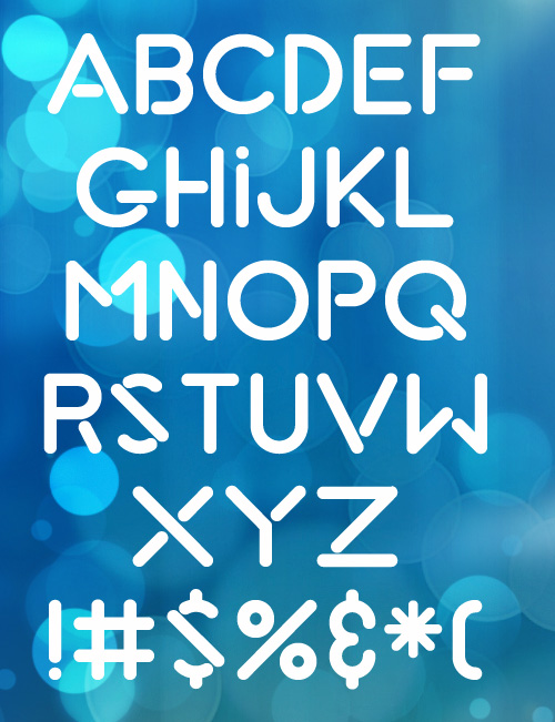 Phorion  free fonts