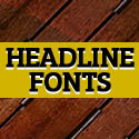 Post Thumbnail of 20 Cool Headline Fonts Which Can Make Your Message Pop Out