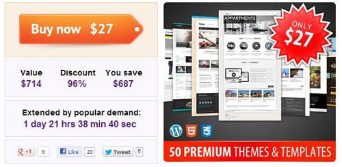 DXThemes: 50+ WP Themes and Responsive Templates