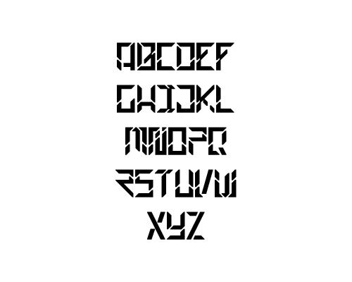 Builder Free Font Typography / Lettering