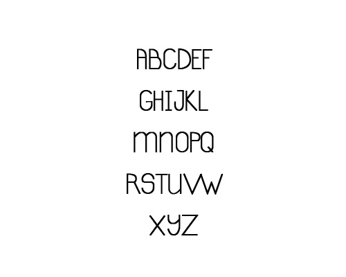 Kindness Free Font Typography / Lettering