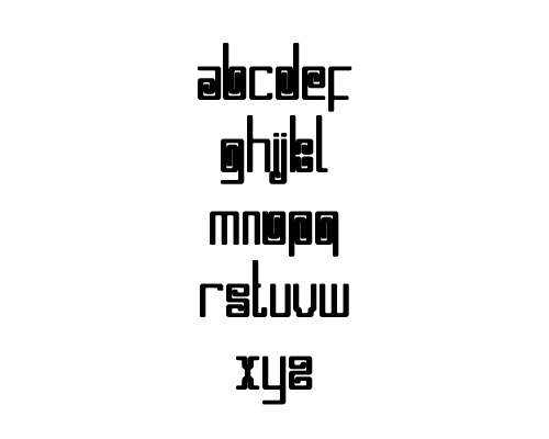 Mlungker Free Font Typography / Lettering