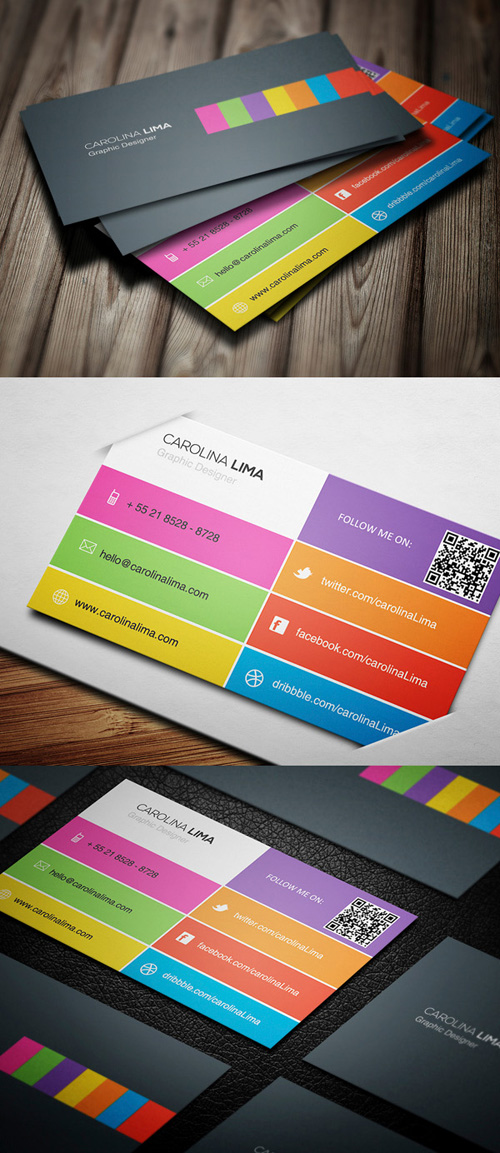 Business Cards Design - 1