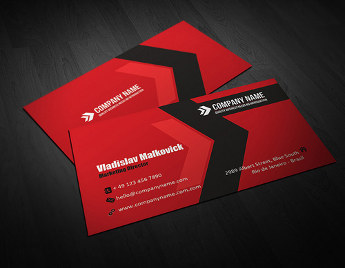 buisness card template