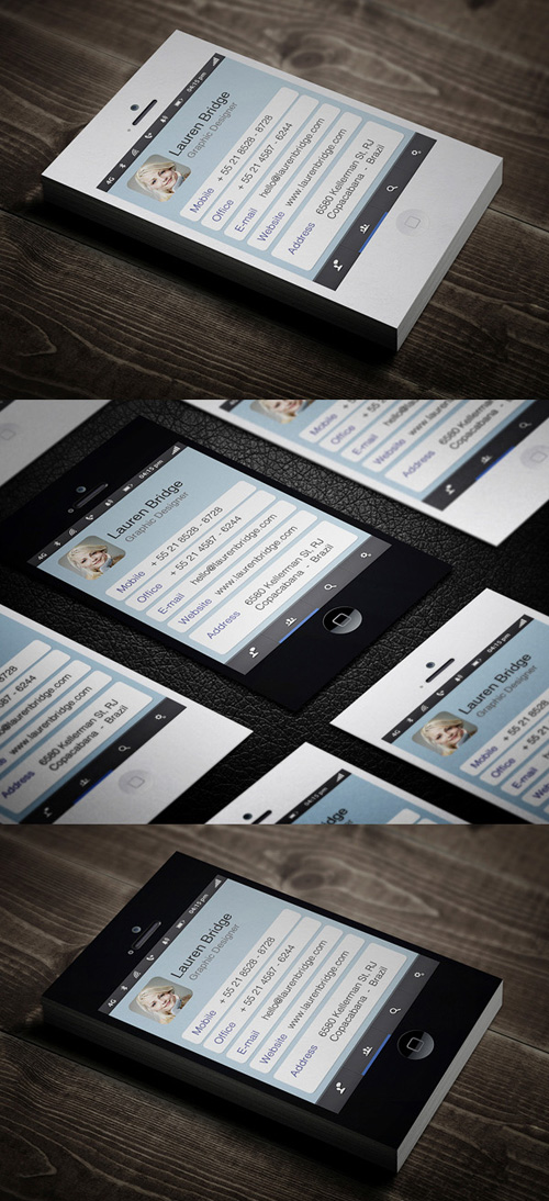 Business Cards Design - 13