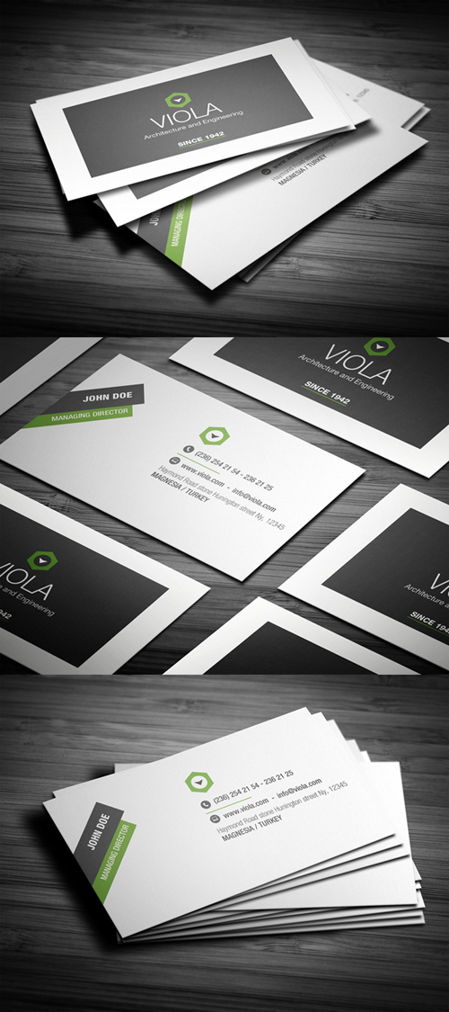Business Cards Design - 19