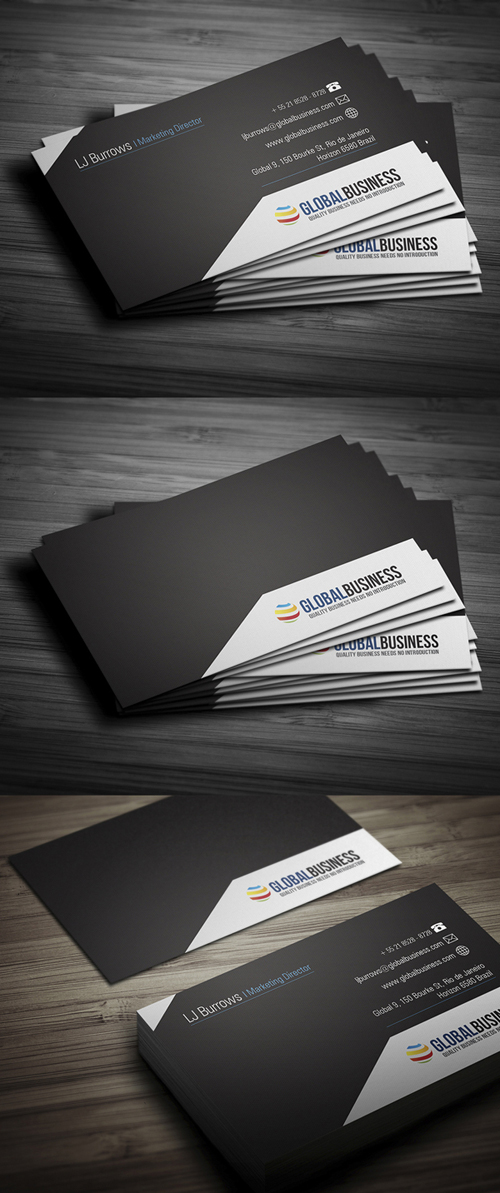 Business Cards Design - 21