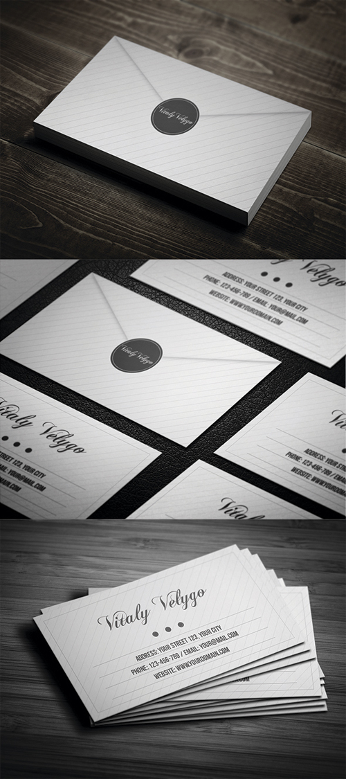 Business Cards Design - 24