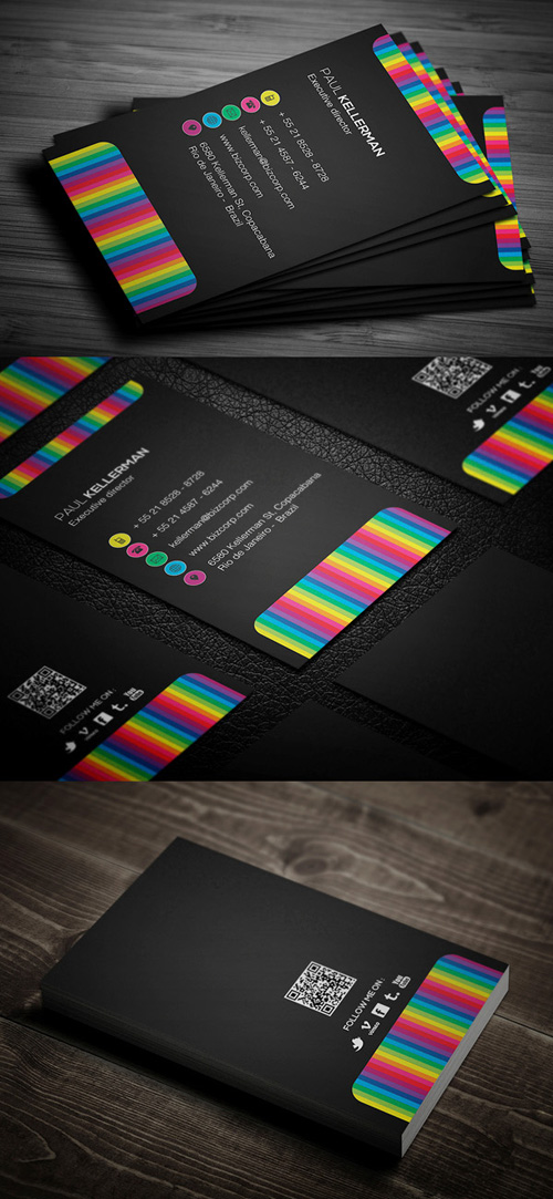 Business Cards Design - 7