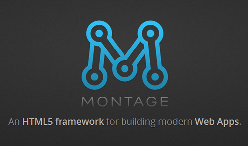 Montage: HTML5 Framework For Create Modern Web Apps