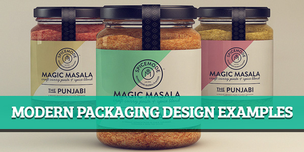 26 Modern Packaging Design Examples For Inspiration