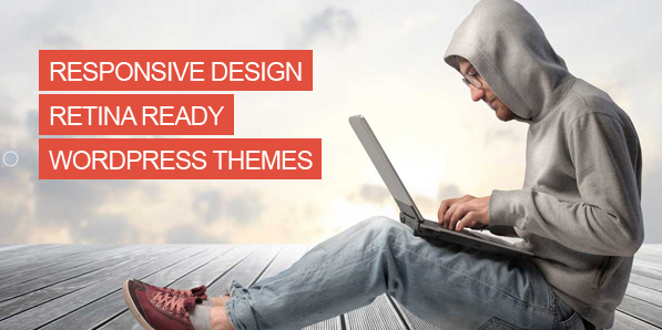 Responsive Design / Retina Ready WordPress Themes