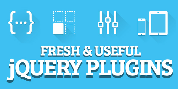 20 Fresh jQuery Plugins