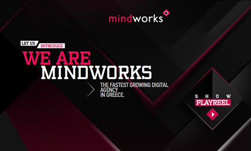 Mindworks One Page Website Design
